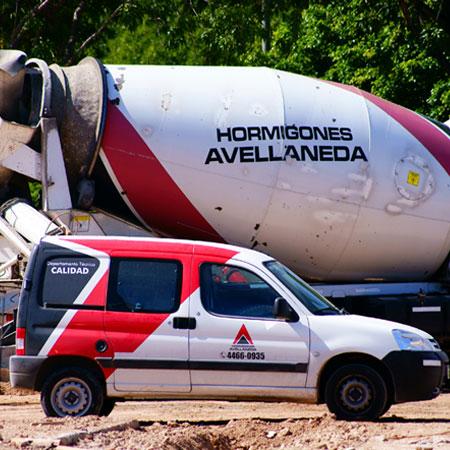 Cementos Avellaneda » Hormigones » Servicios
