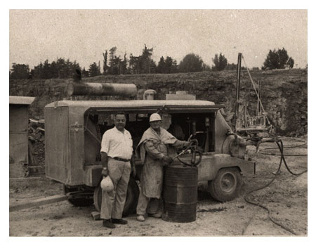 Cementos Avellaneda » Empresa » Historia » 1950-1960