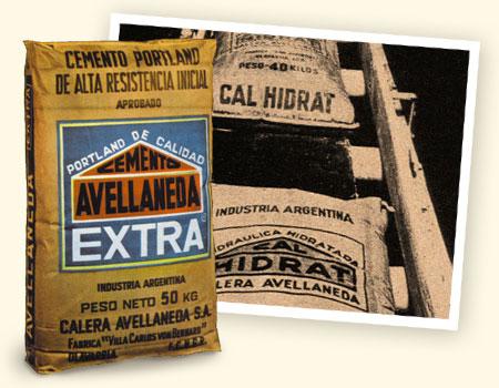 Cementos Avellaneda » Empresa » Historia » 1960-1970