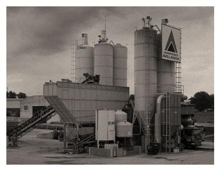 Cementos Avellaneda » Empresa » Historia » 1990-2000
