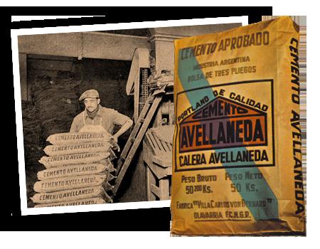 Cementos Avellaneda » Empresa » Historia » 1930-1940